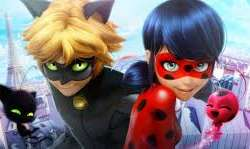 images miniatures de l'animation LadyBug et Le Chat Noir !